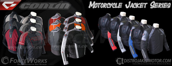 jaket motor contin all series
