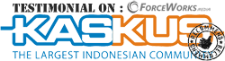 Kaskus Testimonial On DistroJaketMotor.com