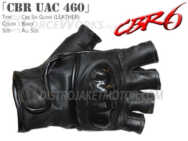 sarung tangan motor kulit cbr uac 460