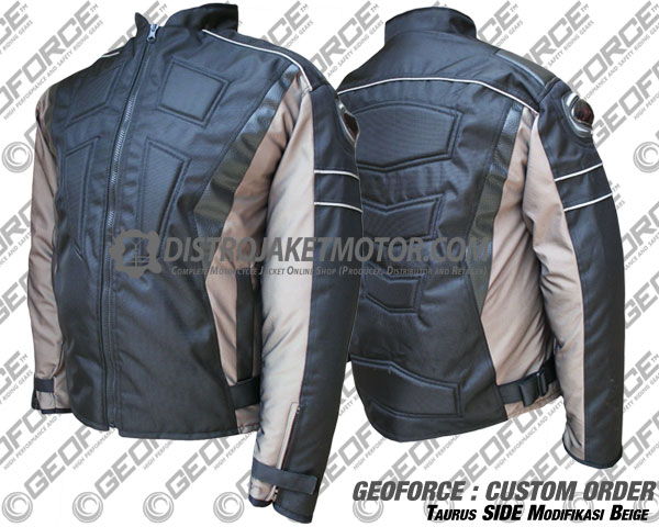 geoforce side mode jaket motor murah