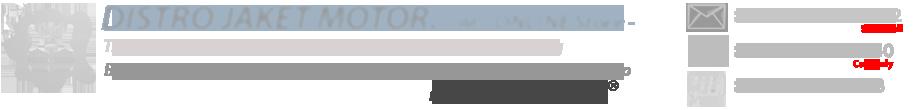 Distro Jaket Motor – Jaket Touring – Jaket Contin