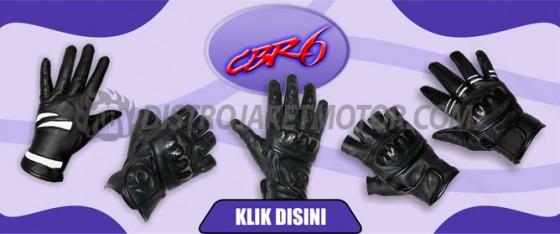 sarung tangan kulit cbr