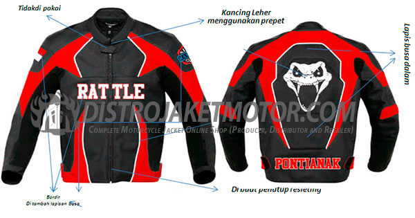 desain jaket rattle pontianak 32c133d0c2