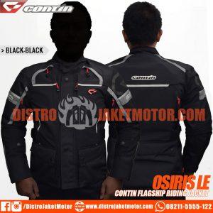 Jaket-Contin-OSIRIS-LE-Black-Black