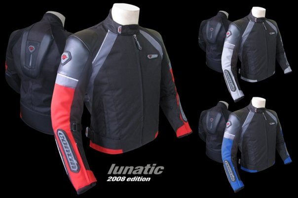 Jaket LUNATIC 3 WARNA