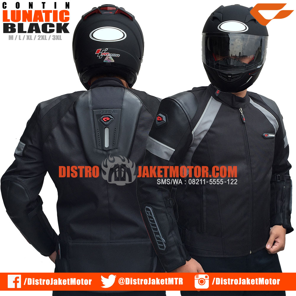 Jaket-LUNATIC-Black