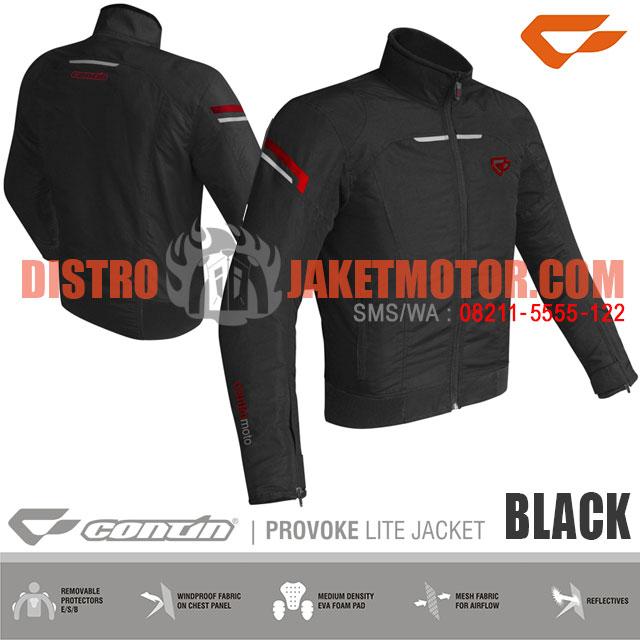 Jaket-PROVOKE-Black