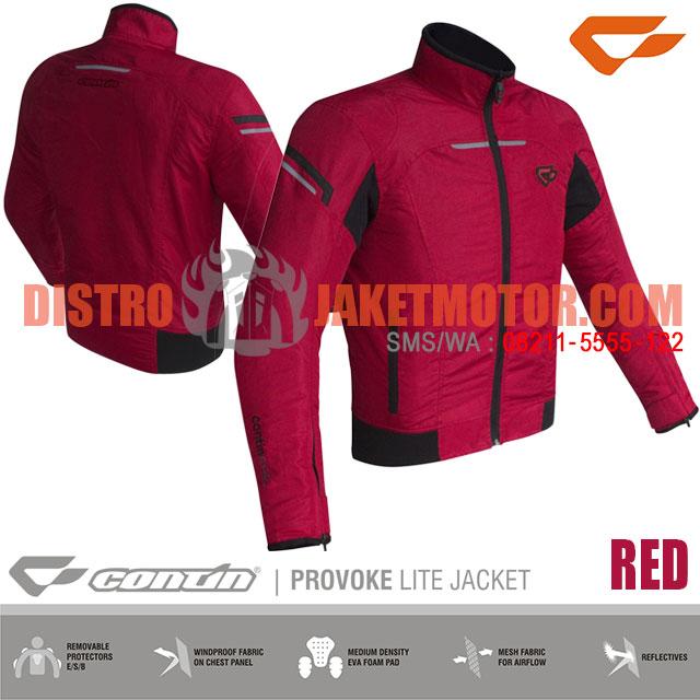 Jaket-PROVOKE-Red