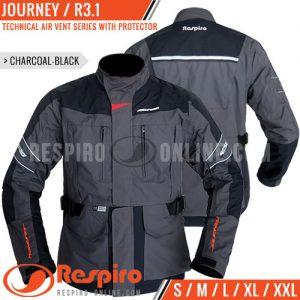 Jaket-Respiro-JOURNEY-R3-Charcoal-Black