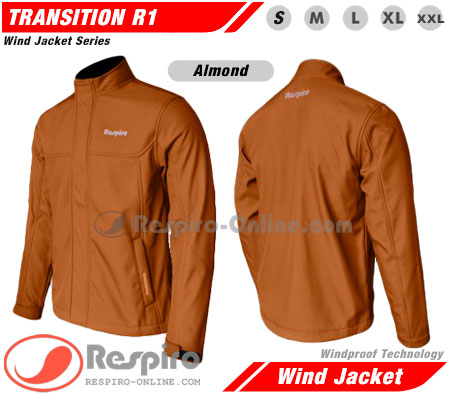 jaket respiro transition