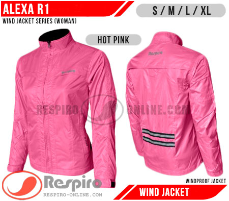 Jaket-Wanita-Respiro-ALEXA-R1-CA