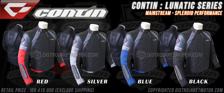 Lindungilah Tubuh Anda Dengan Jaket Motor Touring