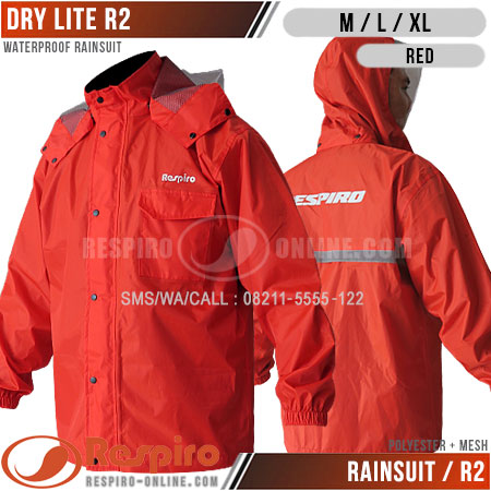 Rainsuit-R2-DRY-LITE-Red