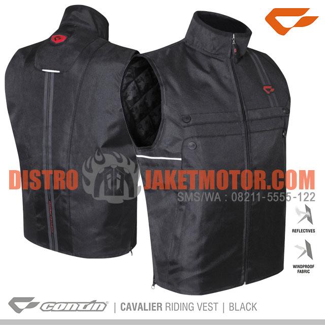 Rompi-Contin-CAVALIER-Vest-Black
