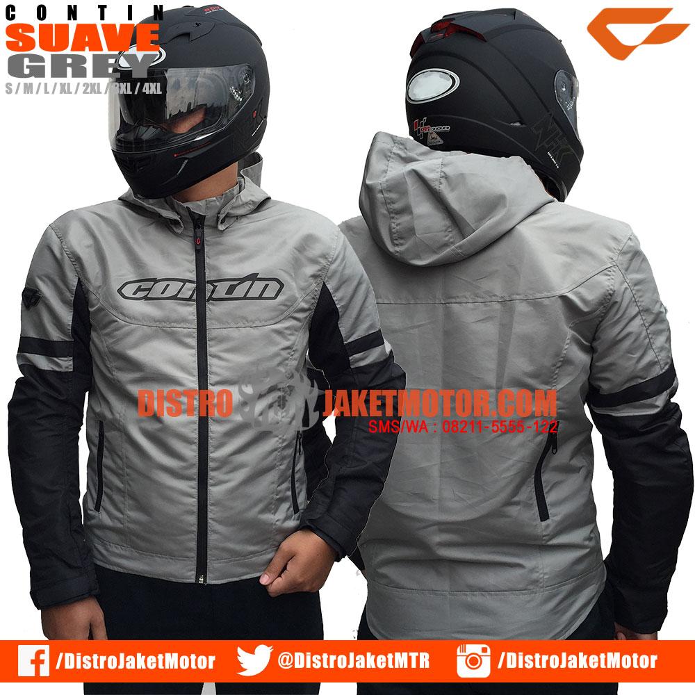 suave grey jaket