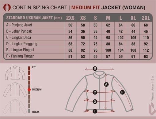 jual jaket wanita